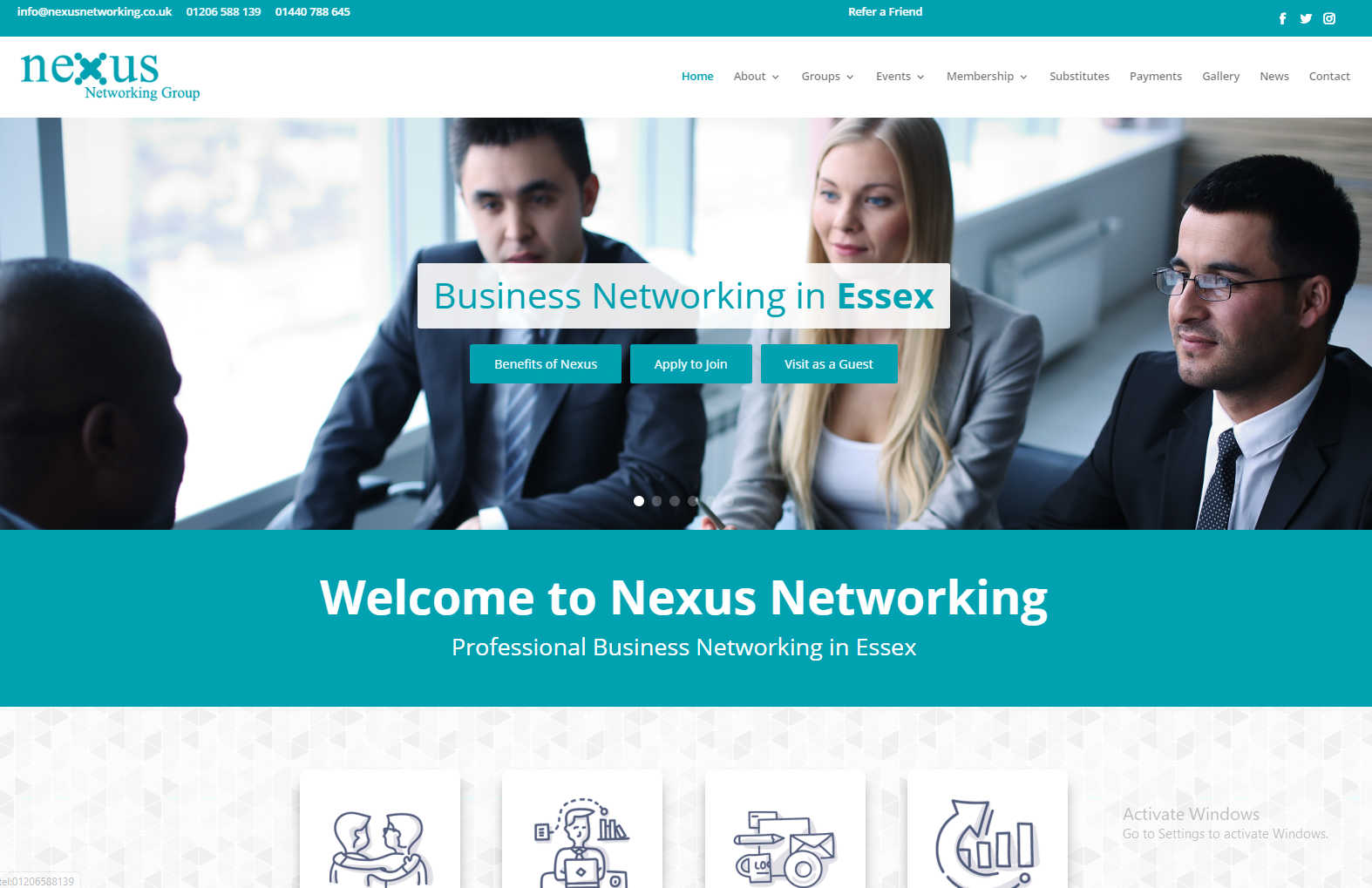 Nexus Networking